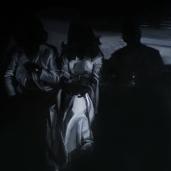 Mariage de F. S., 2008, huile sur toile, 110 x 150 cm