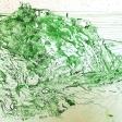 Mer et falisies de Rafraf, 2006, encre sur papier, dimensions perdues