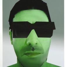 Vert, 2019, impression numérique, 25, 5 x 19 cm